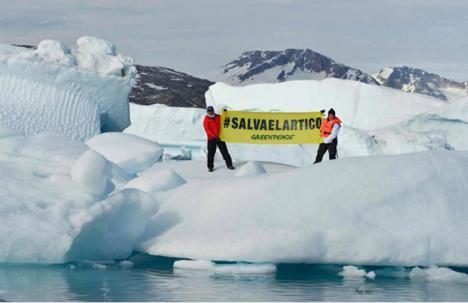 Preocupación por el rápido calentamiento del Ártico