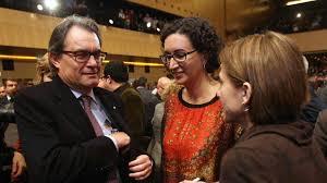 Artur Mas, busca reeditar la coalición con ERC para subsistir.
