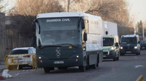 Detenido un hombre después de confesar que había matado a su mujer en Guadix