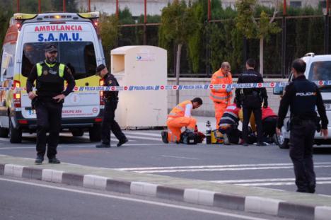 Última hora: Asesinato en Elda. Un hombre mata a su pareja de cinco disparos y luego se suicida