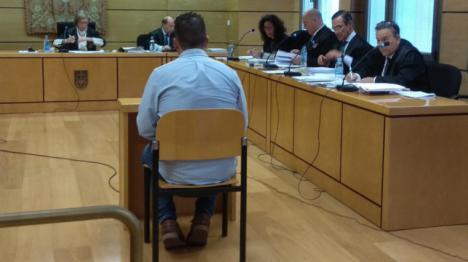Condenado a 25 años de cárcel el hombre que asesinó a su amigo en Antequera para robarle