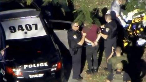 Nikolas Cruz, el joven asesino de 19 años autor del tiroteo de Florida