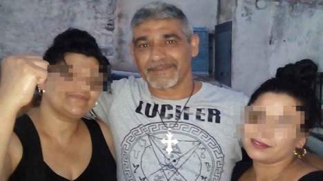El hombre detenido por la muerte de Laura mató a una anciana a machetazos