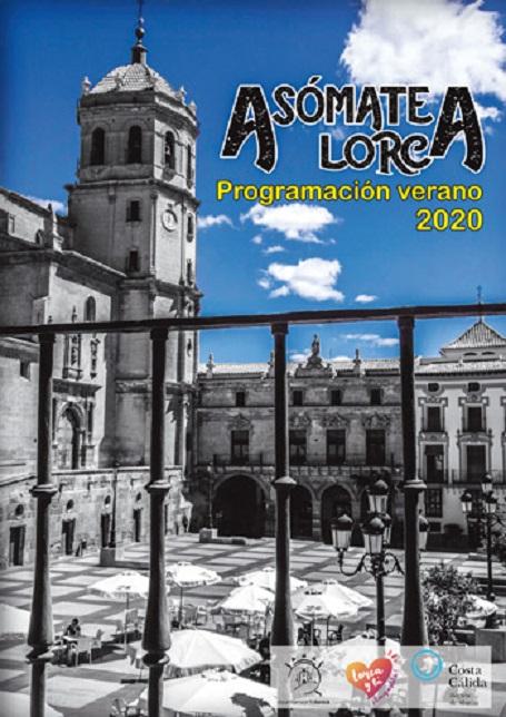 """El Ayuntamiento de Lorca inicia el programa de verano """"Asómate a Lorca"""", organizado con todos los estándares de seguridad y medidas higiénico-sanitarias"""