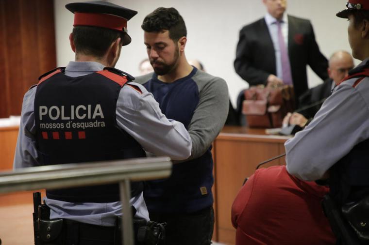 45 años de cárcel para el asesino de los dos agentes rurales de Aspa