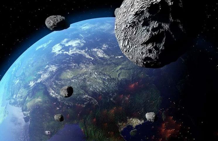 Un asteroide de enormes dimensiones y potencialmente peligroso' se aproxima a la Tierra