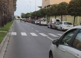 Un conductor se da a la fuga tras atropellar a un hombre en Castellón