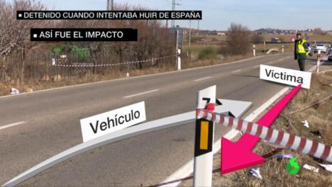 Se entrega el conductor que atropelló a una joven en la localidad de Sueca.