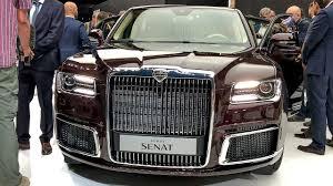Aurus espera suministrar sus primeros automóviles a Europa a finales de 2020