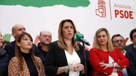 Editorial : Para liderar el PSOE de Andalucía hace falta como mínimo, tener verguenza.