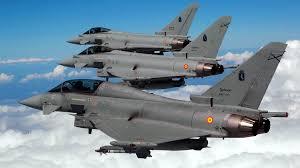 ¿Es el Eurofighter un avión seguro?