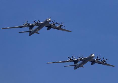 Rusia y China realizaron el primer patrullaje aéreo conjunto en la región Asia-Pacífico