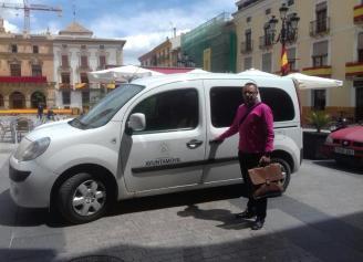 """Las carencias en el servicio de Ayuntamóvil para las pedanías lorquinas durante el verano es """"otra herencia del PP"""""""