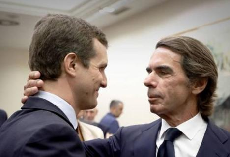 La UDEF pide al juez investigar contratos de 5 ministerios del Gobierno de Aznar entre los años 2002 y 2004