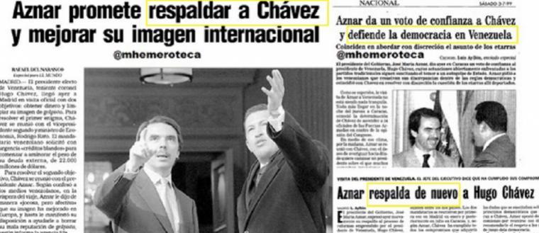CASADO SIGUE CON SUS CRITICAS A ÁBALOS POR EL SALUDO A LA MINISTRA VENEZOLANA A SABIENDAS DE QUE AZNAR VENDIÓ ARMAS A CHAVEZ Y MÁS RECIENTEMENTE, RAJOY, A MADURO
