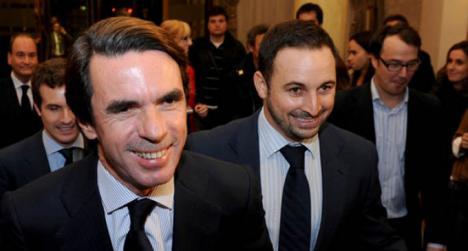 Casado y Abascal, hijos de una misma camada política