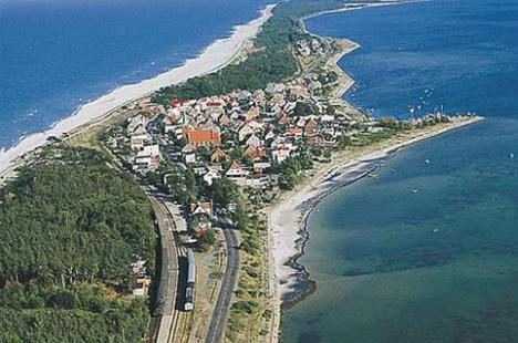 Alentejo en Portugal y laPenínsula de Hel en Polonia, dos lugares idílicos en tiempos de pandemia