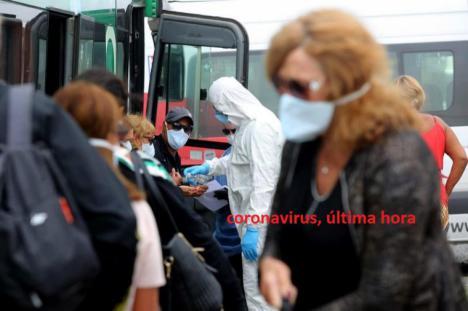 Desciende el número de muertes diarias por coronavirus en España: Hoy 123