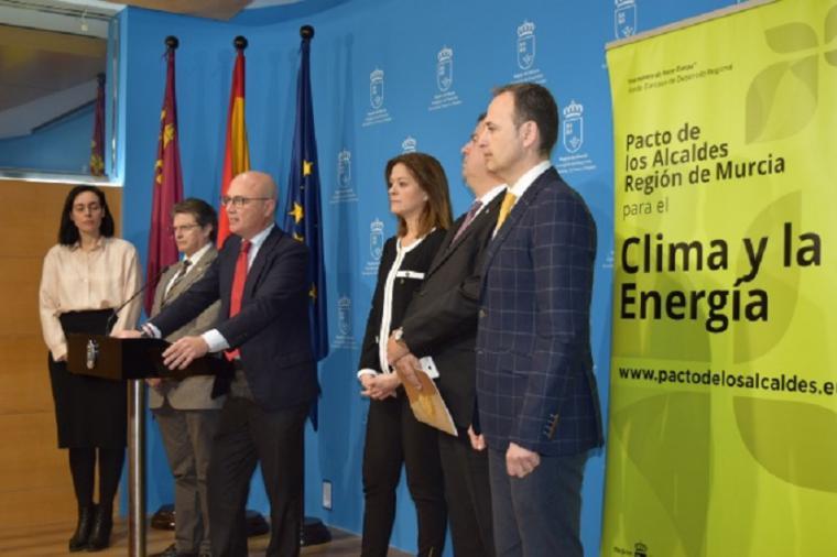 El Pleno da luz verde al Plan de Acción por el Clima y la Energía Sostenible del municipio de Águilas
