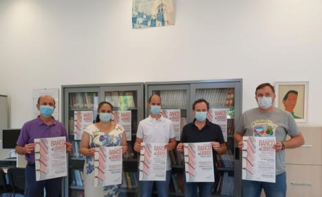 El Banco de Intercambio de Libros de Texto de Lorca abre el plazo de entrega del 9 al 30 de julio y los ejemplares se podrán recoger a partir del 24 de agosto