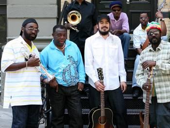The Wailers en Poblenou