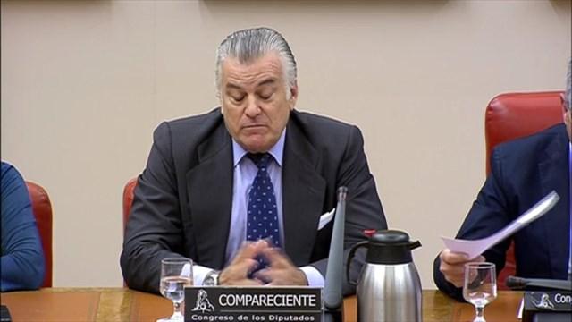 Bárcenas niega que los jueces hayan acusado al PP de ser una organización criminal