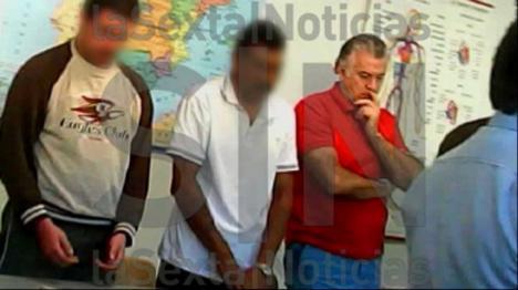 El tribunal dicta orden de prisión para Bárcenas, Ortega y López Viejo.