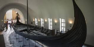 Encuentran un barco funerario vikingo en Noruega