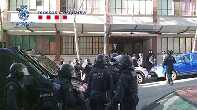 Detenidos 87 miembros pertenecientes a una banda de georgianos que asaltaron más de 70 pisos, la mayoría en Barcelona