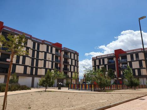 Lorca: El actual gobierno municipal ha cumplido escrupulosamente todos sus compromisos en relación a las viviendas municipales del Barrio de San Fernando