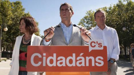 Desbandada de cargos y de militantes Ciudadanos