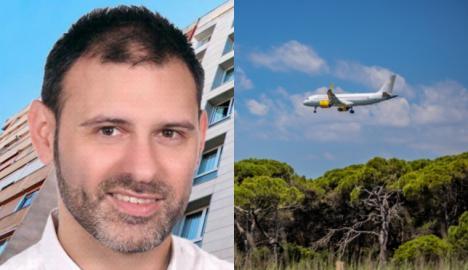 ¿Qué hizo el parricida de Barcelona antes de quitarse la vida cerca del aeropuerto de El Prat?