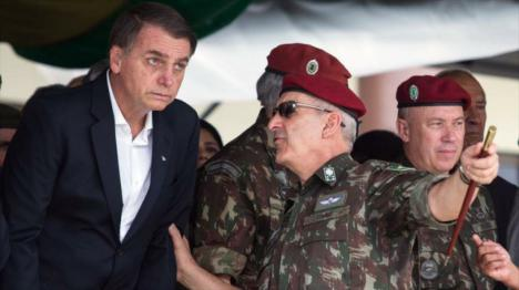 Brasil se suma a Estados Unidos y deja entrever que estaría dispuesto a intervenir militarmente en Venezuela