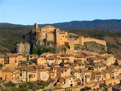 En familia, el Pirineo aragonés