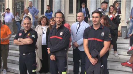 Absueltos los bomberos sevillanos juzgados en Lesbos