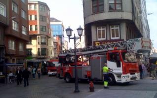Desalojado en Torrox todo un edificio por un escape de gas
