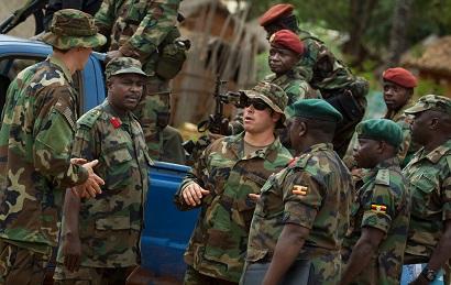Bosco Ntaganda el comandante africano apodado
