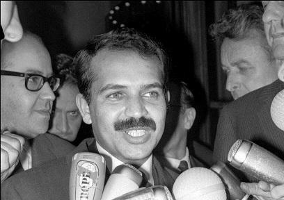 Fallece el expresidente de Argelia Abdelaziz Buteflika a la edad de 84 años