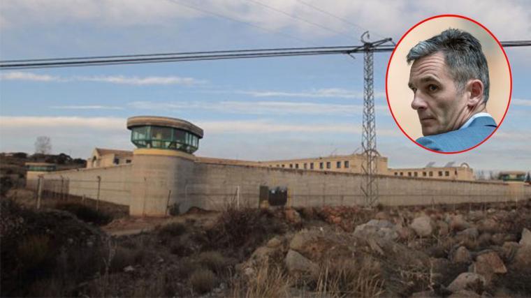 Una vida cinco estrellas de Urdangarin en la cárcel