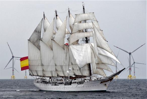 Festividad de la Virgen del Carmen, Patrona de la Armada Española
