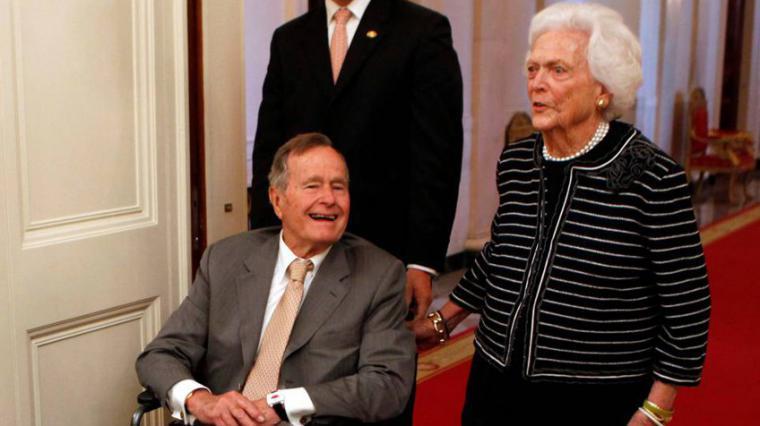Muere a los 94 años el expresidente  de EEUU George Bush