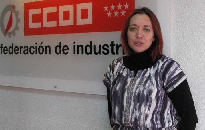 Fallece Susana Estepa Lerma, primera mujer secretaria general de una sección sindical de CCOO en el sector del automóvil