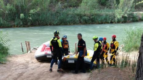 Encuentran sin vida al menor de desaparecido en el río Cabriel