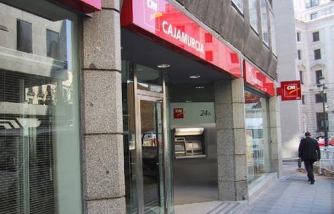Unos 1.100 ex empleados de 'Caja Murcia' anteriores a 1987 pueden exigir a 'Caser' su complemento para la jubilación