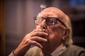 El escritor italiano Andrea Camilleri muere en Roma a los 93 años de edad