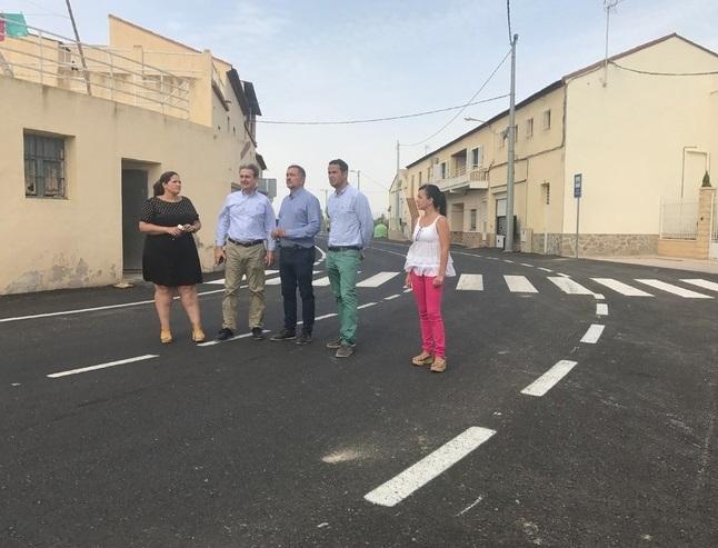 El Ayuntamiento de Lorca tilda de 'cínicas' las propuestas del PP en materia de pedanías 'tras 12 años de abandono'