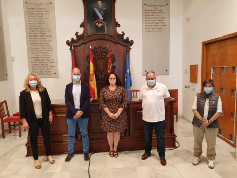 El Ayuntamiento de Lorca y el IES