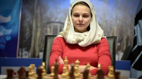 La ucraniana Anna Muzychuk,campeona del mundo de ajedrez se niega a jugar en Arabia Saudí