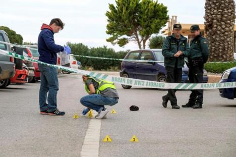 Detenida en Ibiza una mujer de 18 años por matar a puñaladas a un hombre de 31