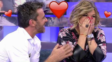 Qué hay de verdad del romance entre Alonso Caparrós y Terelu Campos